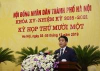Kiên trì nâng cao chất lượng sống cho người dân Hà Nội