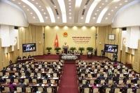 Kỳ họp lần thứ 11, HĐND TP Hà Nội khóa XV thông qua nhiều Nghị quyết quan trọng