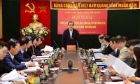 Đảng đoàn HĐND thành phố Hà Nội kiểm điểm công tác năm 2019