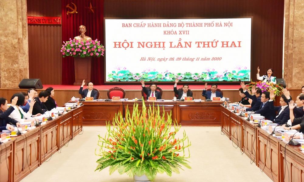 Hà Nội quyết tâm ban hành 10 chương trình công tác lớn trong quý I/2021