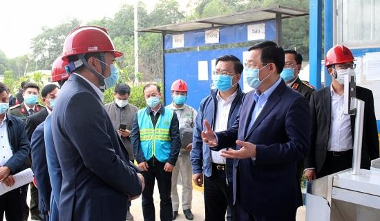 Bí thư Thành ủy Vương Đình Huệ: Chia sẻ với người dân bằng tinh thần trách nhiệm, chủ động