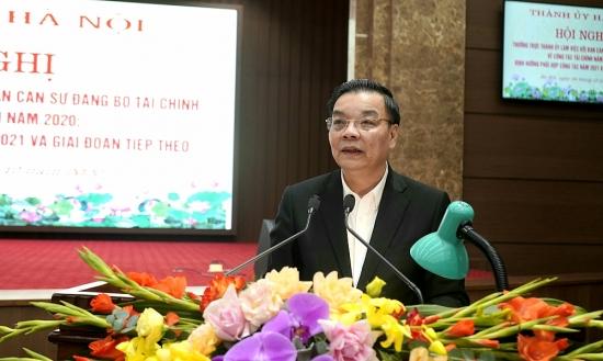 Hà Nội kiến nghị tháo gỡ 31 vấn đề thuộc lĩnh vực tài chính