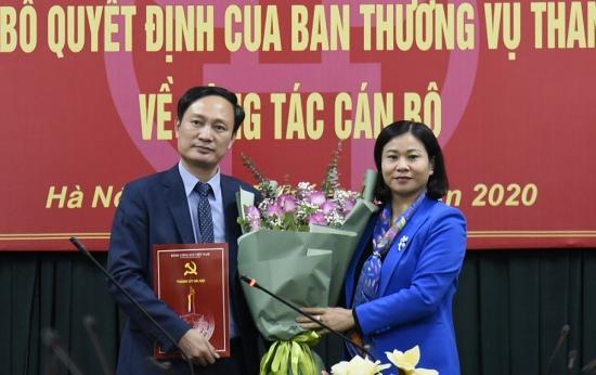 Trường Đào tạo cán bộ Lê Hồng Phong có hiệu trưởng mới