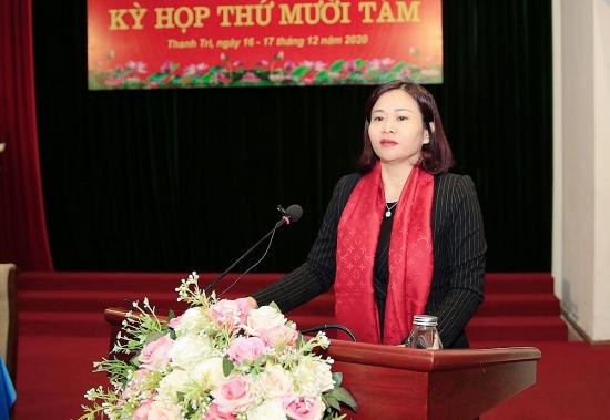 Phó Bí thư Thường trực Thành ủy Hà Nội: Tập trung thực hiện 3 tiêu chí để huyện Thanh Trì lên quận