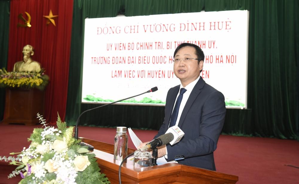 Huyện Phú Xuyên kiến nghị gỡ khó để thu hút đầu tư hàng loạt dự án lớn