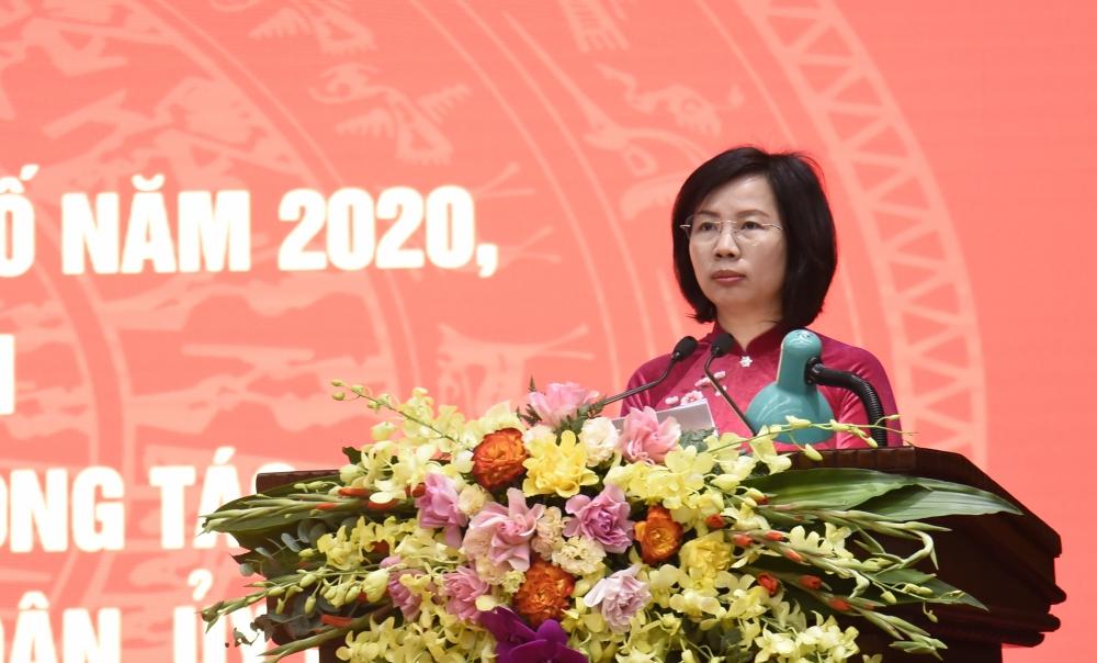 Phó Bí thư Thành ủy Nguyễn Văn Phong: Tiếp tục khơi dậy khát vọng phát triển của dân tộc