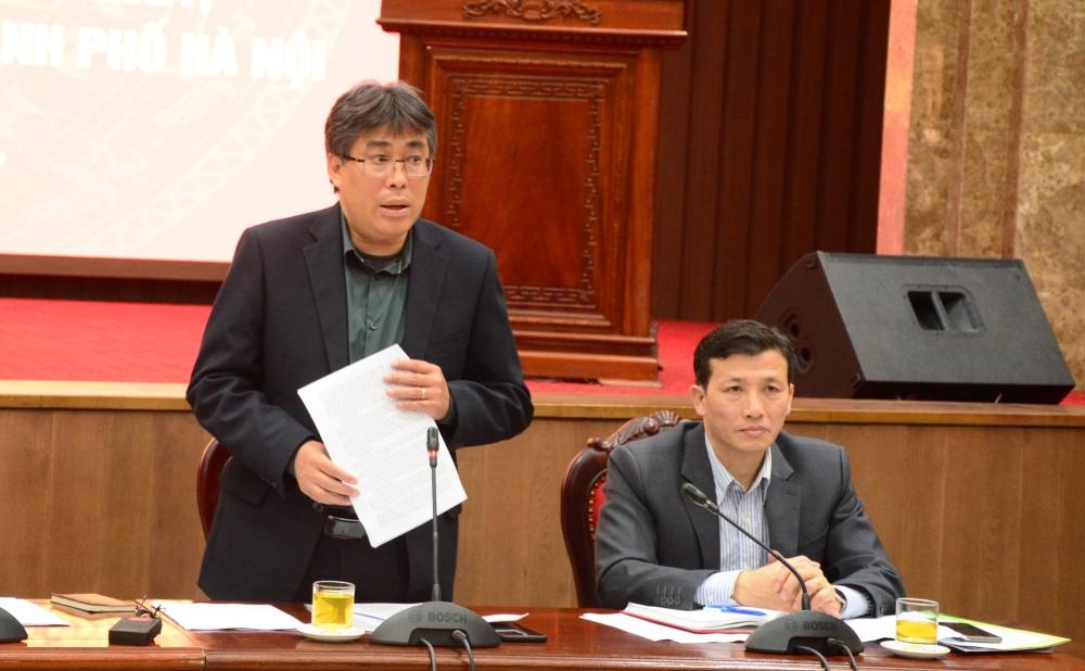 Hà Nội sẽ triển khai nhiều công việc liên quan đến quy hoạch