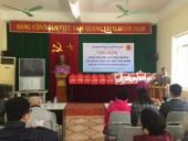LĐLĐ quận Hai Bà Trưng tặng quà, trợ cấp cho con CNVCLĐ dịp Tết