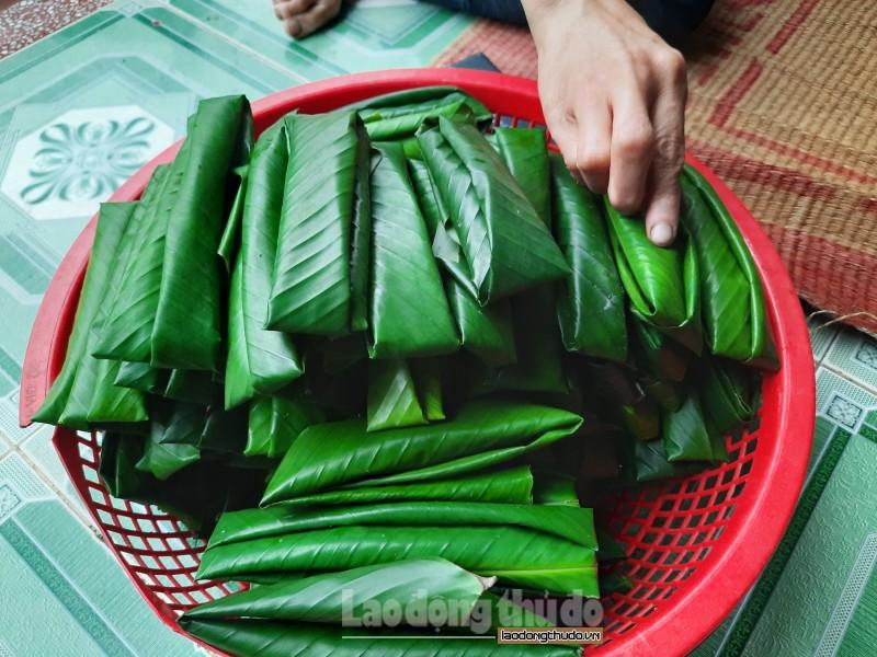 ngay tet ve hung yen thuong thuc mon dac san thon que