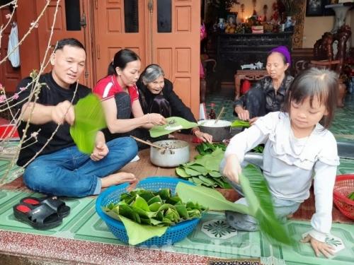 Ngày Tết về Hưng Yên thưởng thức món đặc sản thôn quê