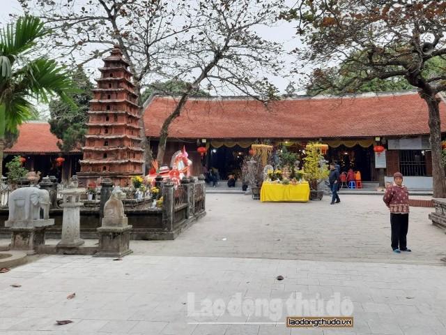 Khám phá ngôi đền cổ thờ Ngọc Hoàng Thượng đế ở Hưng Yên