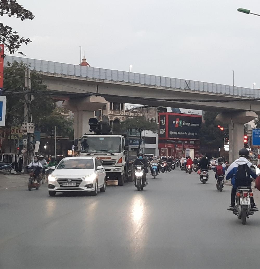 Chất lượng không khí Hà Nội đa phần ở mức xấu