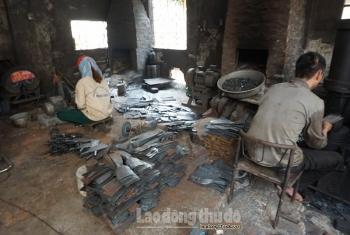 Từng bước tháo gỡ khó khăn trong quy hoạch làng nghề