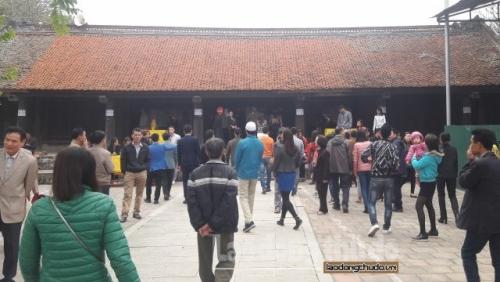 Về chùa Đậu nghe chuyện cũ, tích xưa
