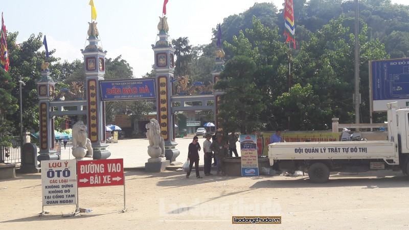 den bao ha lao cai doi moi hon de thu hut du khach