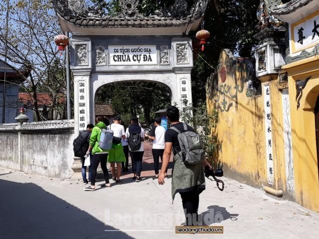 Đánh thức tiềm năng du lịch Thanh Oai