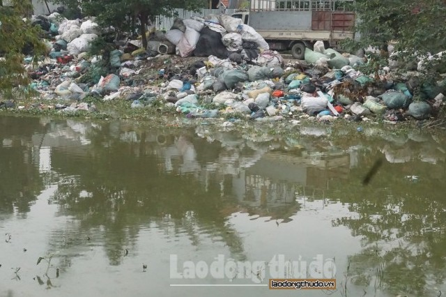 Giải quyết bài toán môi trường ở làng nghề tái chế phế liệu