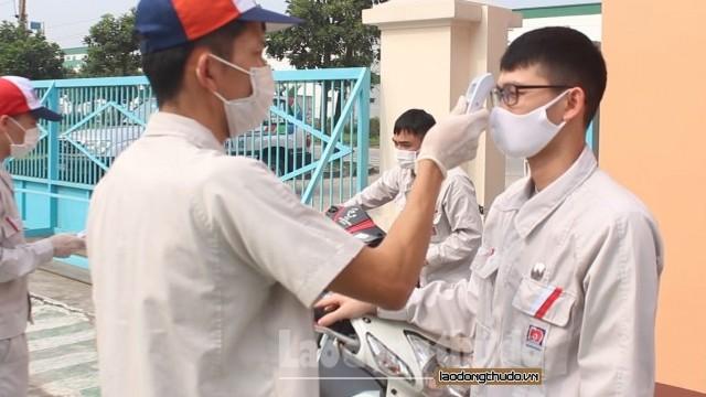 Thay đổi bữa ăn ca của công nhân để chống dịch Covid-19