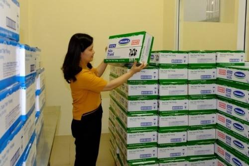 Sữa học đường được bổ sung vi chất dựa trên nghiên cứu kỹ lưỡng