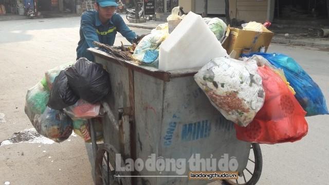 Người dân thải càng nhiều rác thì phải trả càng nhiều tiền