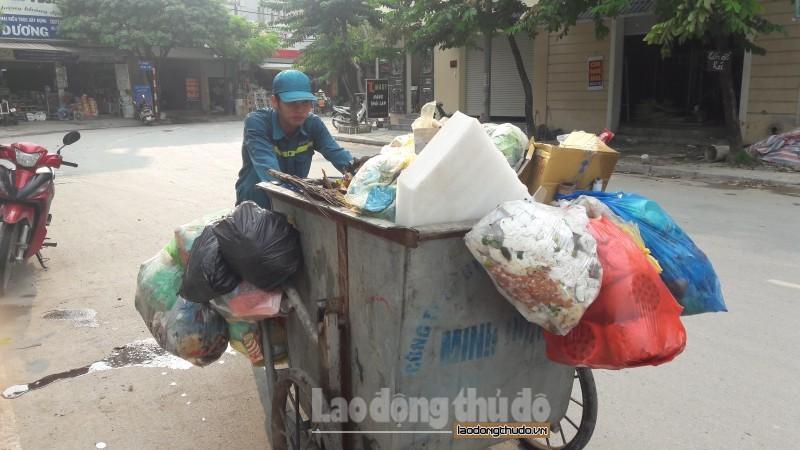 Thu phí rác thải theo khối lượng cần công bằng, hợp lý