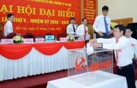 Đại hội Đảng bộ Sở Tài nguyên và Môi trường Hà Nội nhiệm kỳ 2020 – 2025
