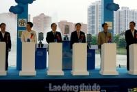 Hà Nội tiếp nhận 24 trạm quan trắc không khí tự động