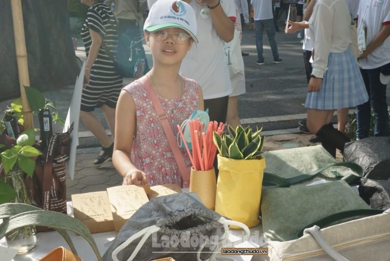 nguoi dan thu do hao hung chung tay chong rac thai nhua