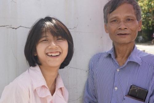 Thí sinh khuyết tật với ước mơ thi đỗ Học viện Bưu chính