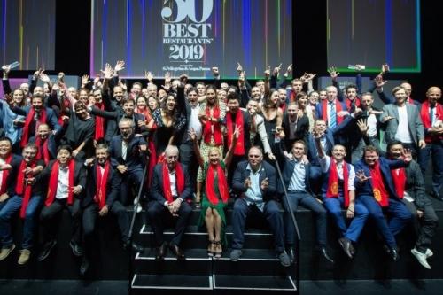 Lễ trao giải 50 nhà hàng xuất sắc nhất thế giới năm 2019