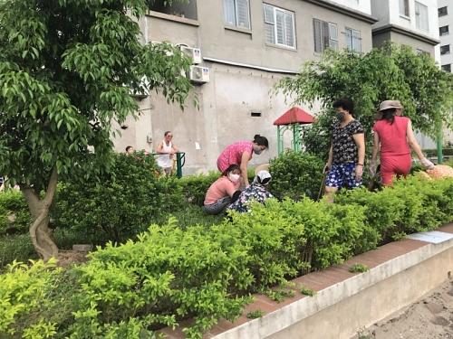 Phụ nữ quận Hà Đông: Tích cực tham gia xây dựng đô thị văn minh