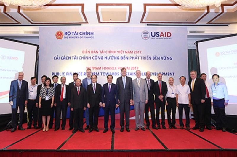 Diễn đàn Tài chính Việt Nam 2018 dự kiến tổ chức vào tháng 9