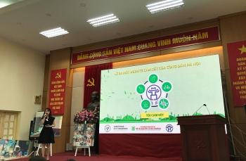 Hà Nội ra mắt website cam kết hành động giảm thiểu ô nhiễm