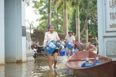 Chuyên gia chỉ cách làm sạch giếng nước sau mưa lũ