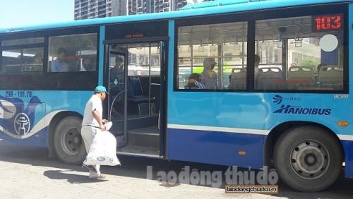 Nâng cao văn hóa ứng xử trên xe buýt