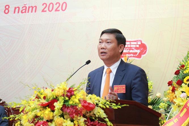 Đồng chí Đỗ Anh Tuấn được bầu giữ chức Bí thư Quận ủy Tây Hồ