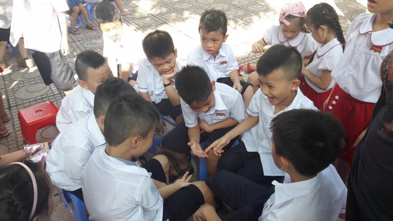 Để học sinh giữ mãi sự háo hức trong ngày khai giảng
