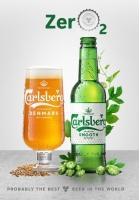 Carlsberg ra mắt nắp chai giúp lưu giữ hương vị bia