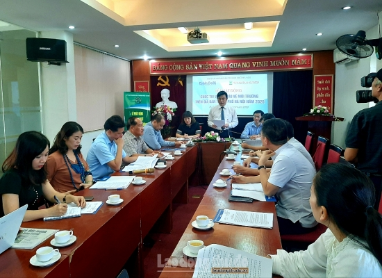 """Phát động cuộc thi viết về """"Bảo vệ môi trường trên địa bàn thành phố Hà Nội năm 2020"""""""