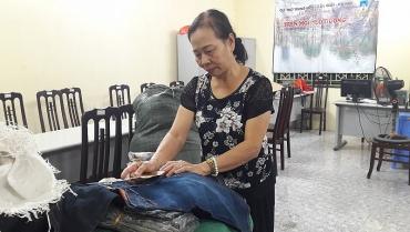 Người cán bộ Hội Chữ thập đỏ tâm huyết với công tác nhân đạo