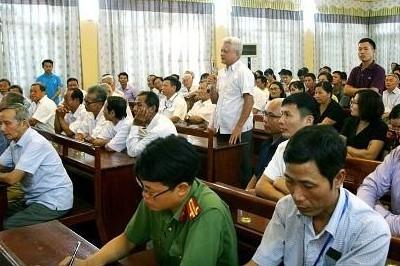 Đoàn đại biểu Quốc hội Thành phố Hà Nội tiếp xúc cử tri tại xã Hợp Thanh, Mỹ Đức