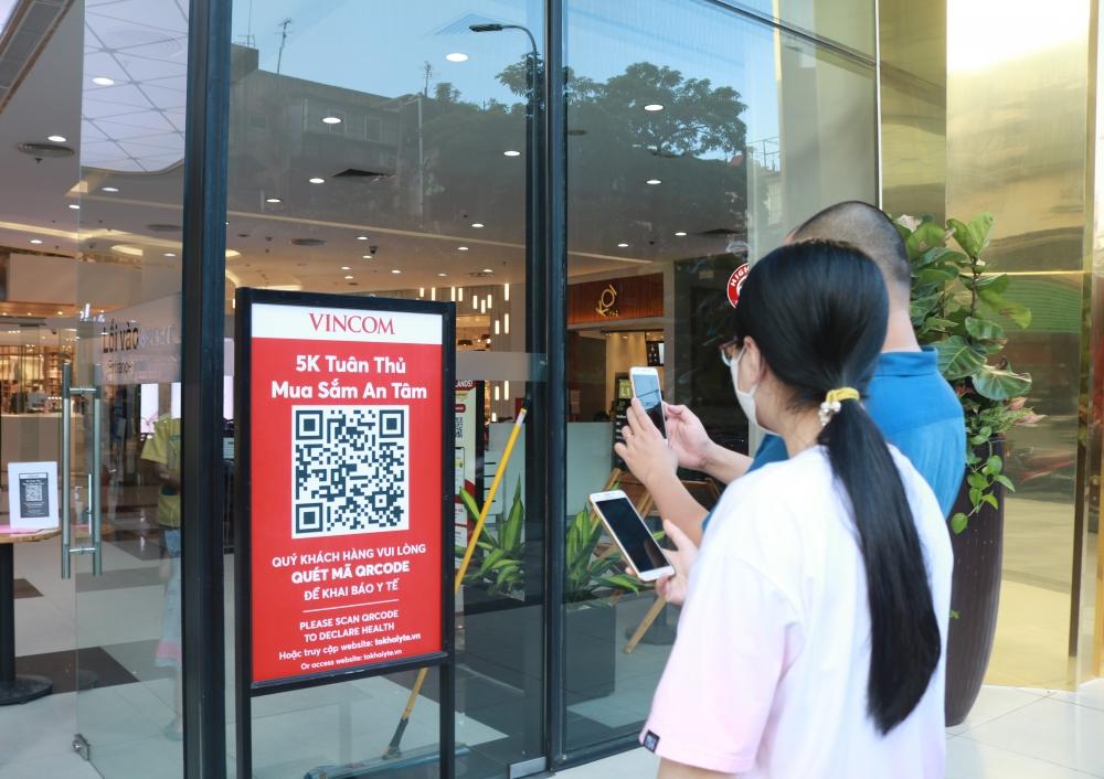 Hà Nội đã có gần 605 nghìn điểm quét mã QR