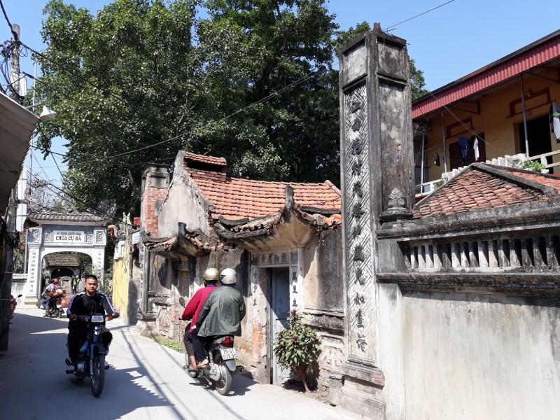 Làng cổ Cự Đà: Trăn trở bài toán bảo tồn nhà xưa, nghề cũ