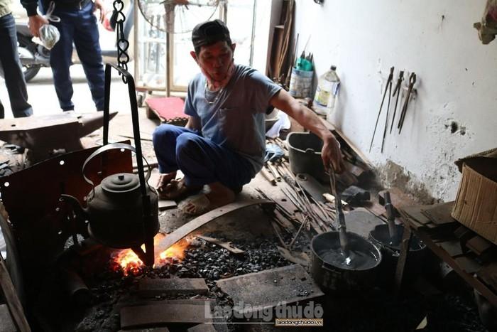 Ô nhiễm làng nghề: Để lâu khó xử lý