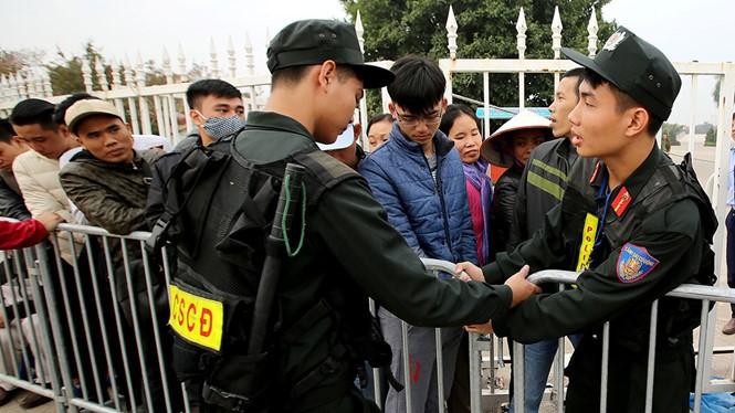 Năm 2018, tỷ lệ khám phá trọng án của Hà Nội đạt 98,8%