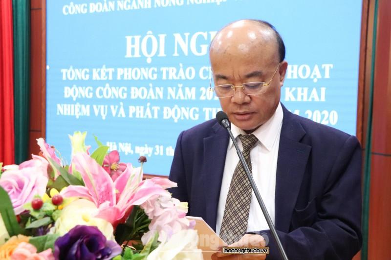 cong doan nganh nong nghiep va phat trien nong thon ha noi cham lo toan dien cho nguoi lao dong