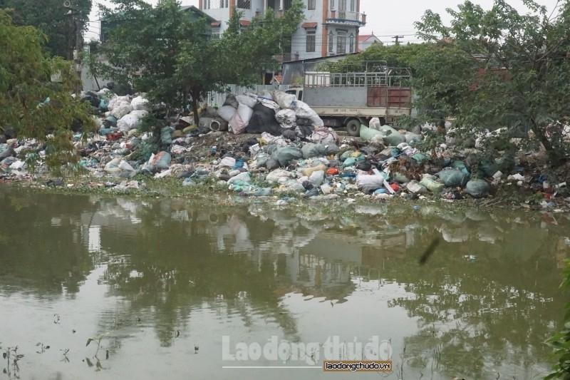 Xử lý nước thải tại làng nghề: Vẫn còn nhiều bất cập