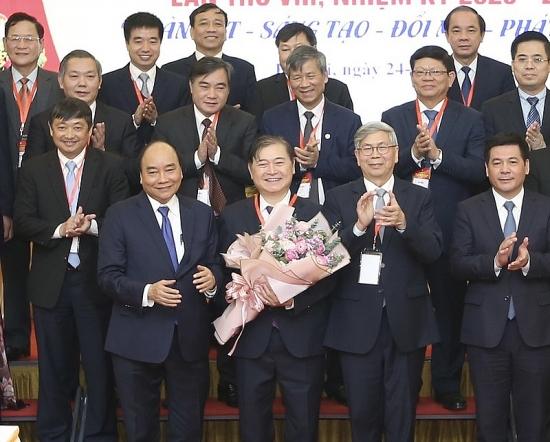 Tiến sĩ Phan Xuân Dũng trở thành Tân Chủ tịch Liên hiệp các Hội Khoa học Kỹ thuật Việt Nam