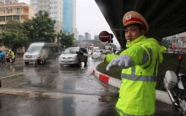 Hà Nội cấm xe tải trong nội thành dịp cận Tết