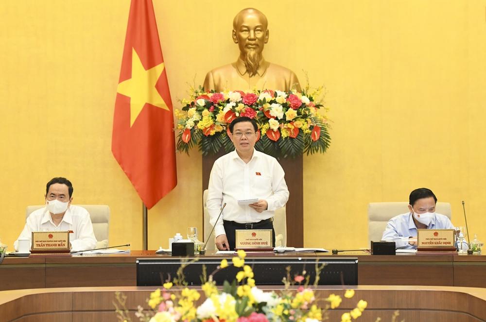 Chủ tịch Quốc hội: Kỳ họp thứ 2 phải tốt hơn Kỳ họp thứ nhất